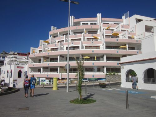 Playa Delphin apartments by the sea