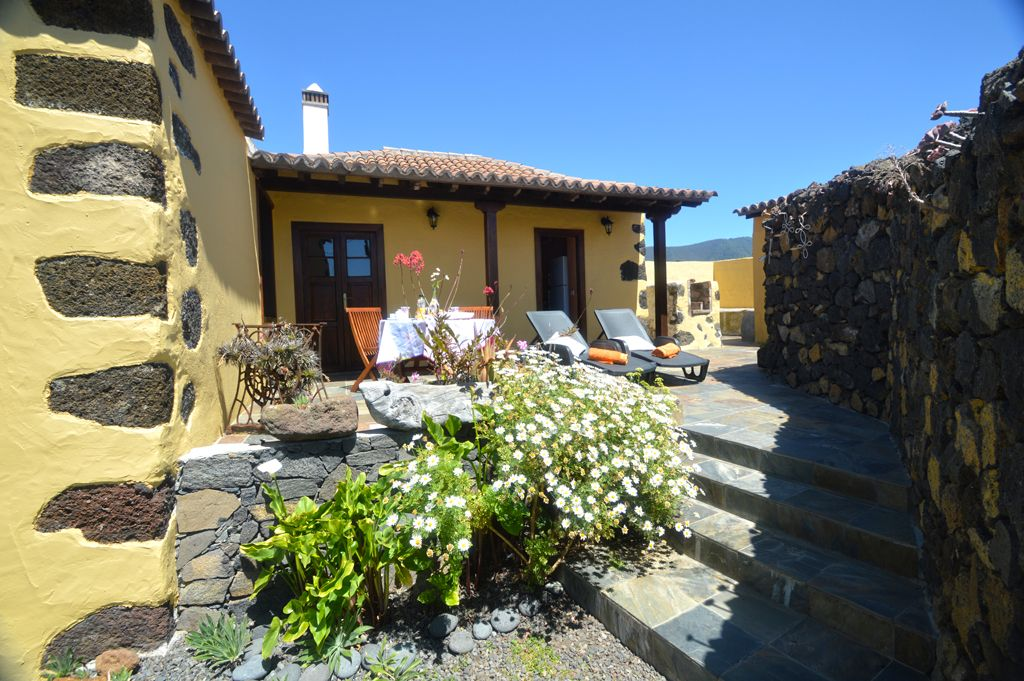 Casa Rural Ismail to rent la Palma