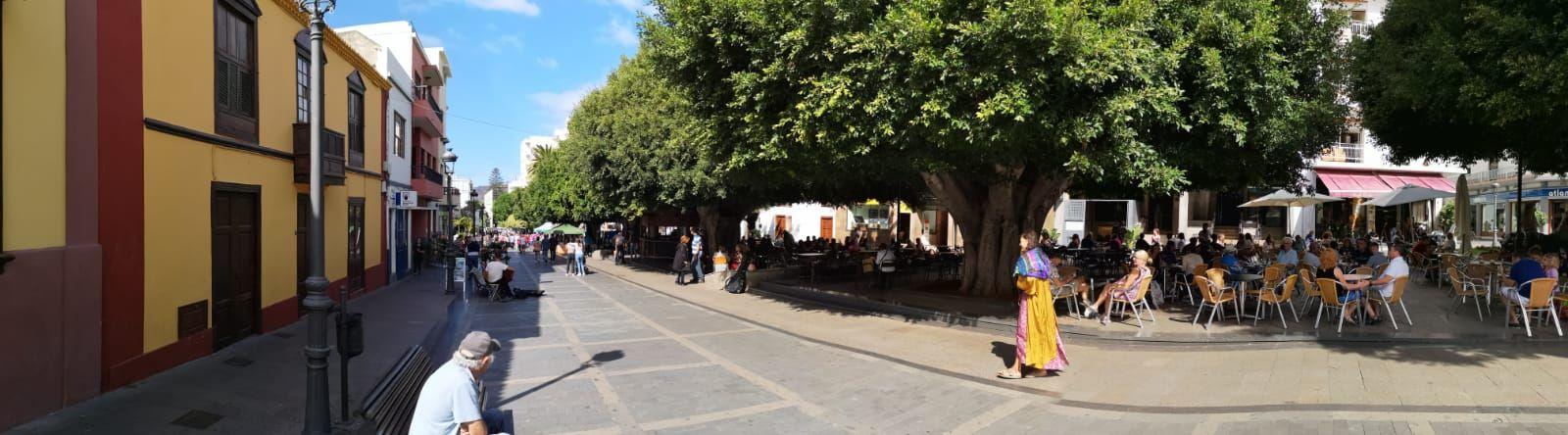 Plaza de Espana, Los LLanos de Aridane