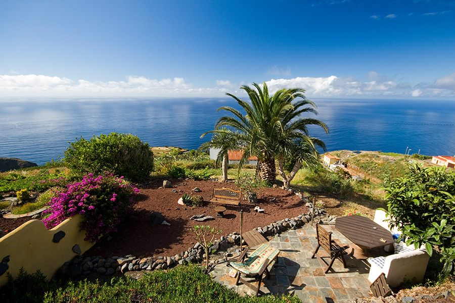 Accommodations to rent on La Palma