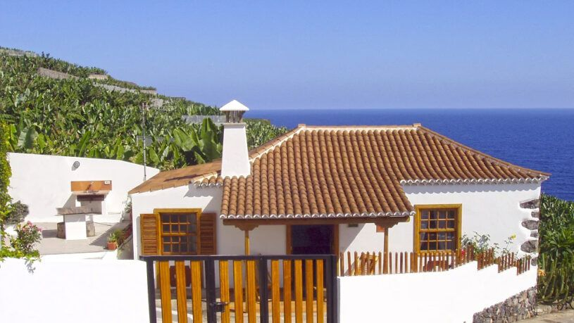 Casa Rural Espindola Self-catering house near the sea san andres y sauces la palma