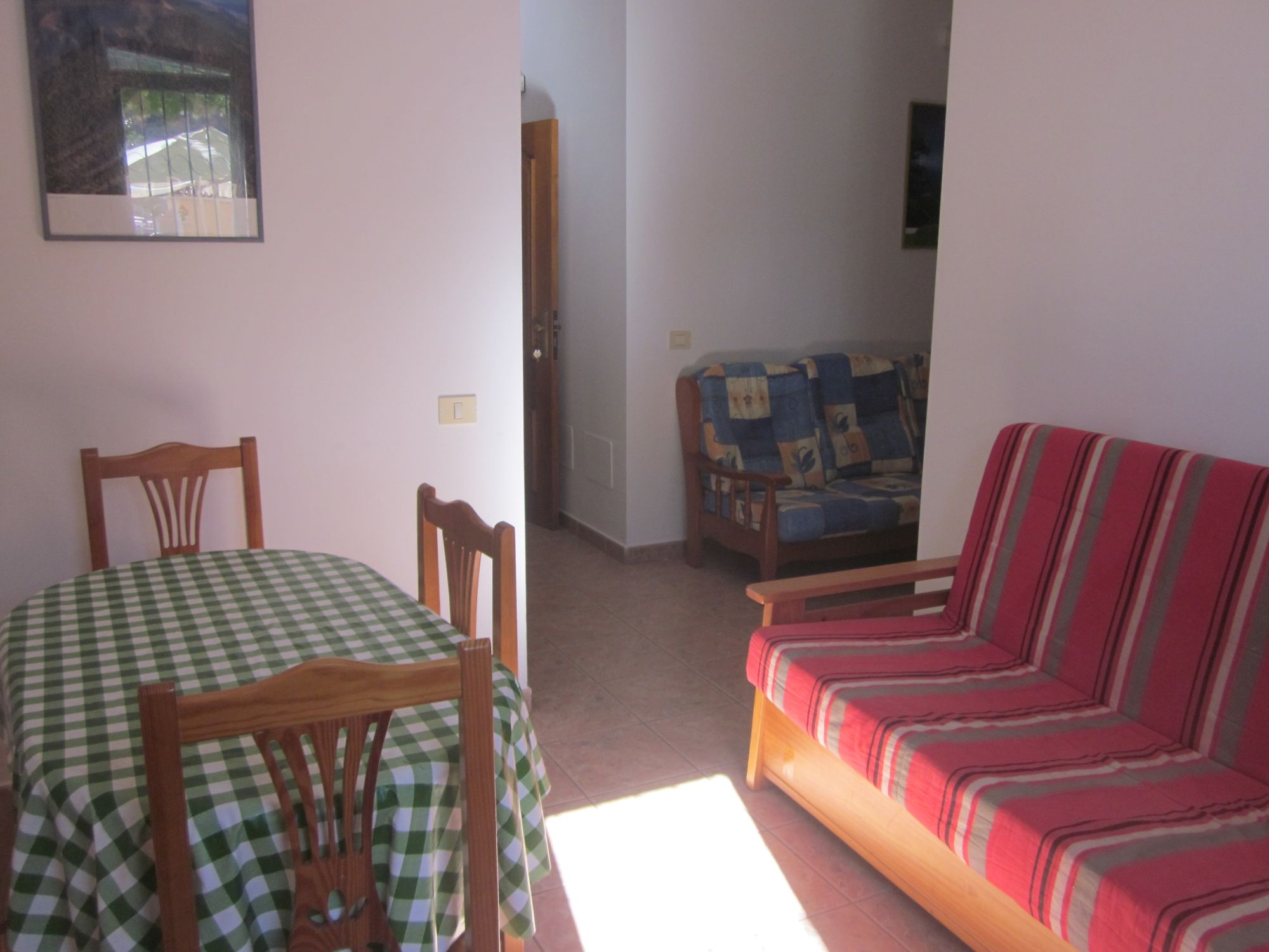 Tazacorte self-catering apartment
