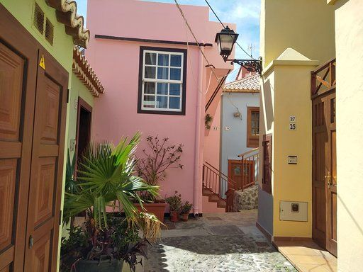 Casa Ines Santa Cruz holiday house