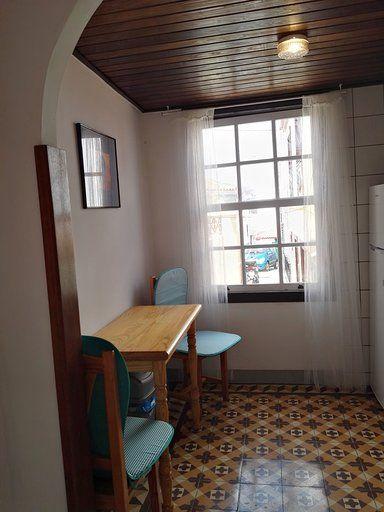 Breakfast kitchen casa ines santa cruz