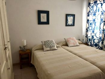Puerto tazacorte apartment with twin beds sleeps 4