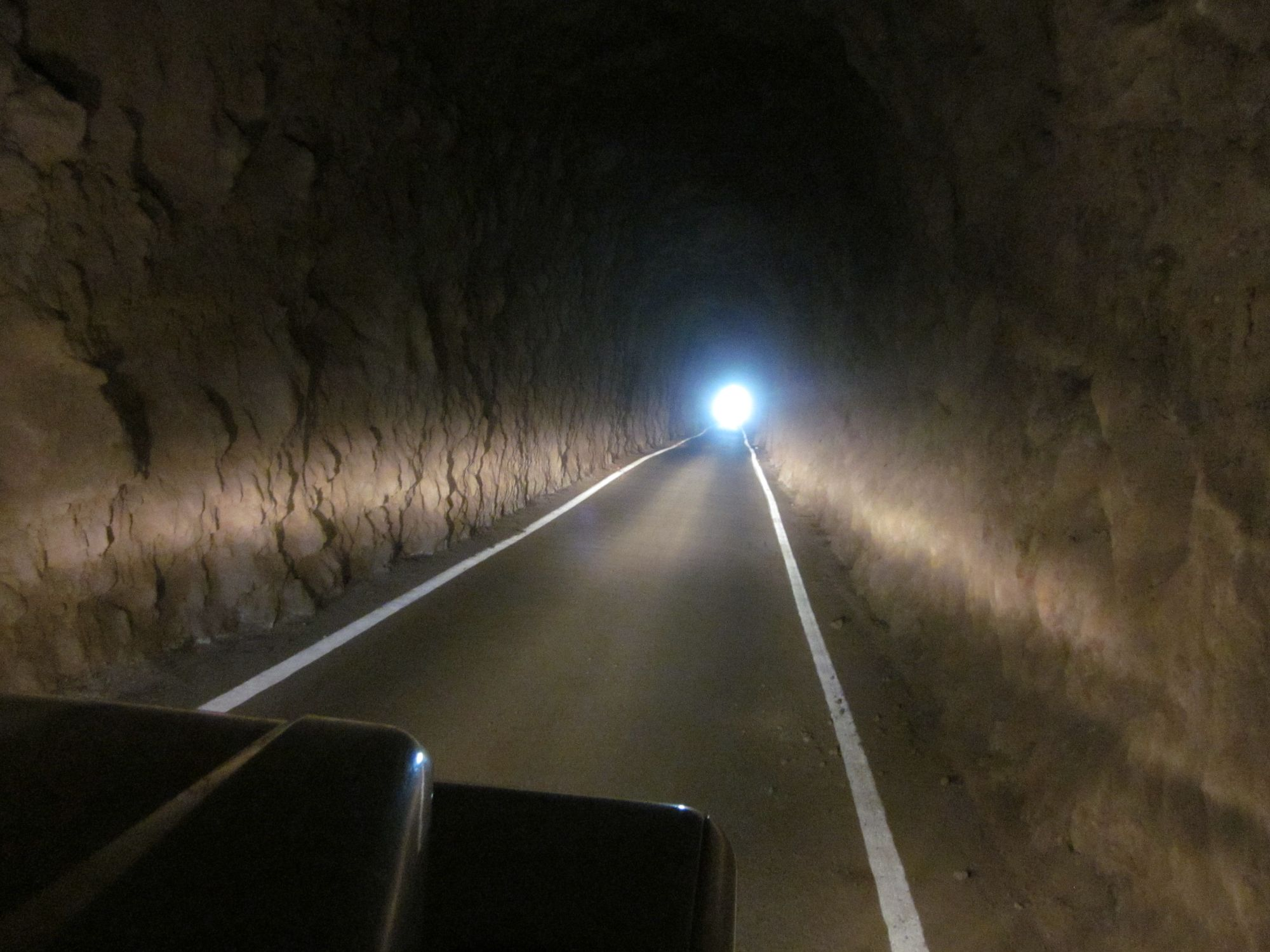 las mimbreras tunnels barlovento la palma