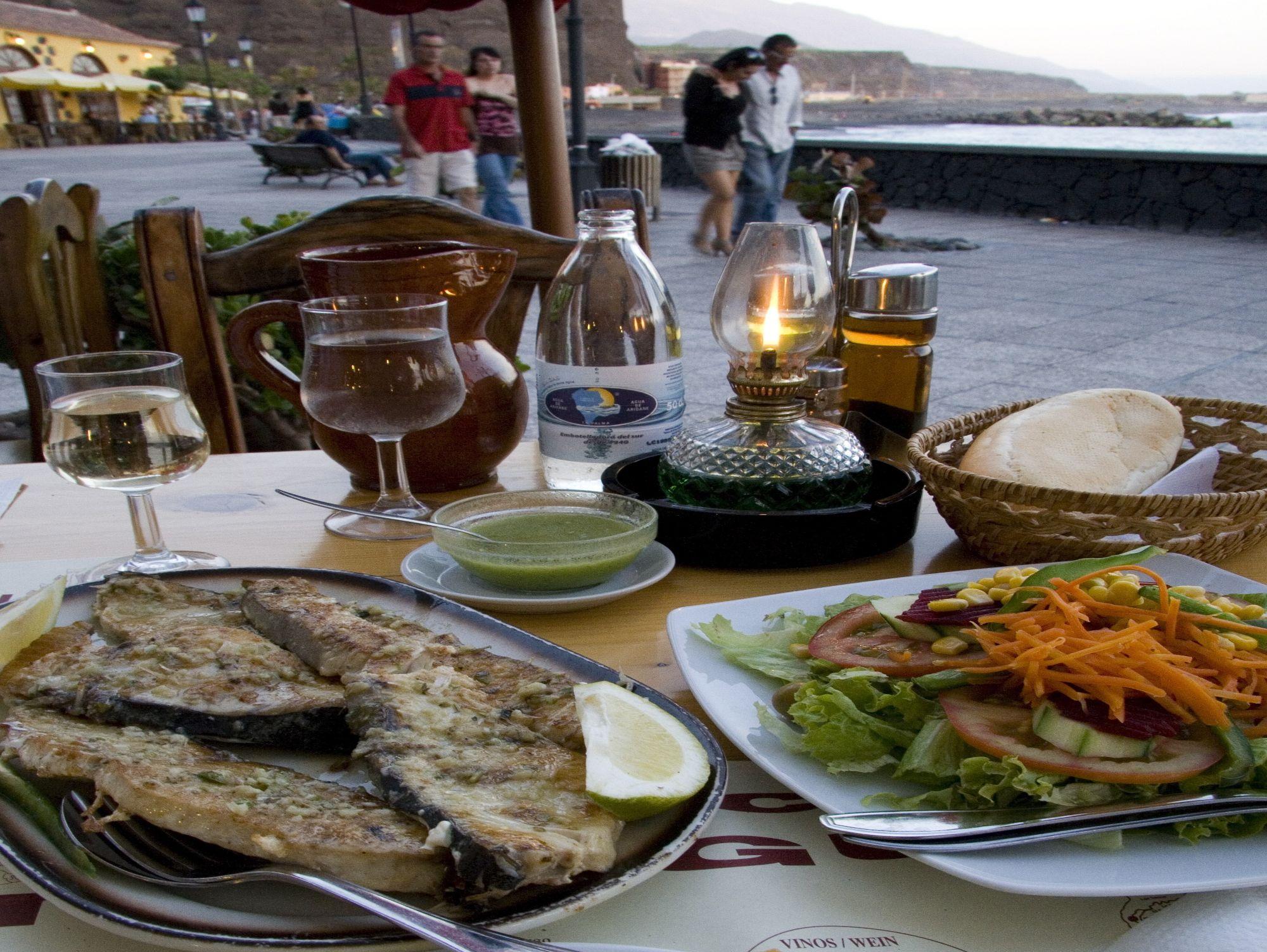 tazacorte restaurant