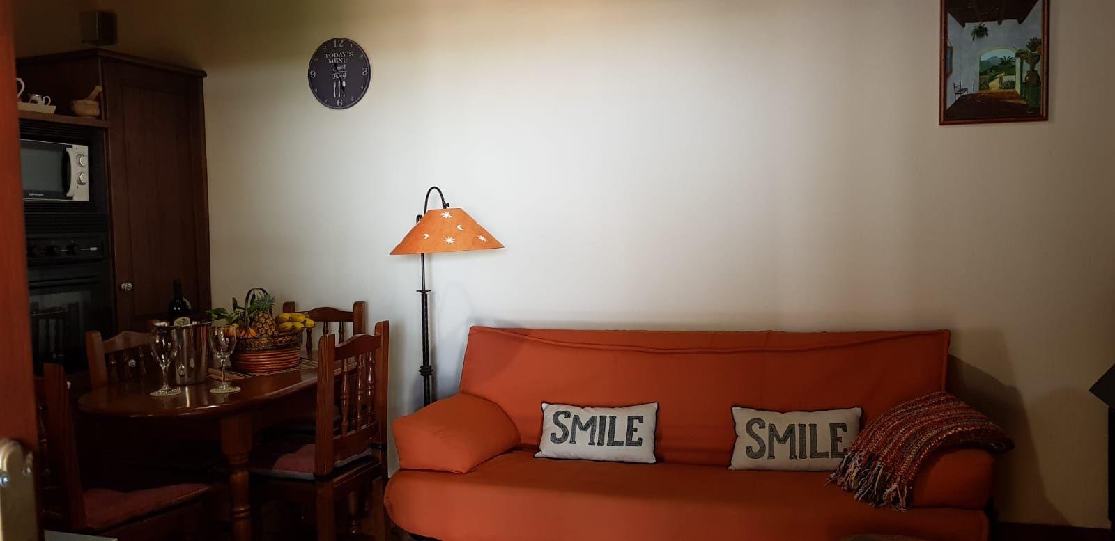 lounge area of Villa Alicia Puntagorda