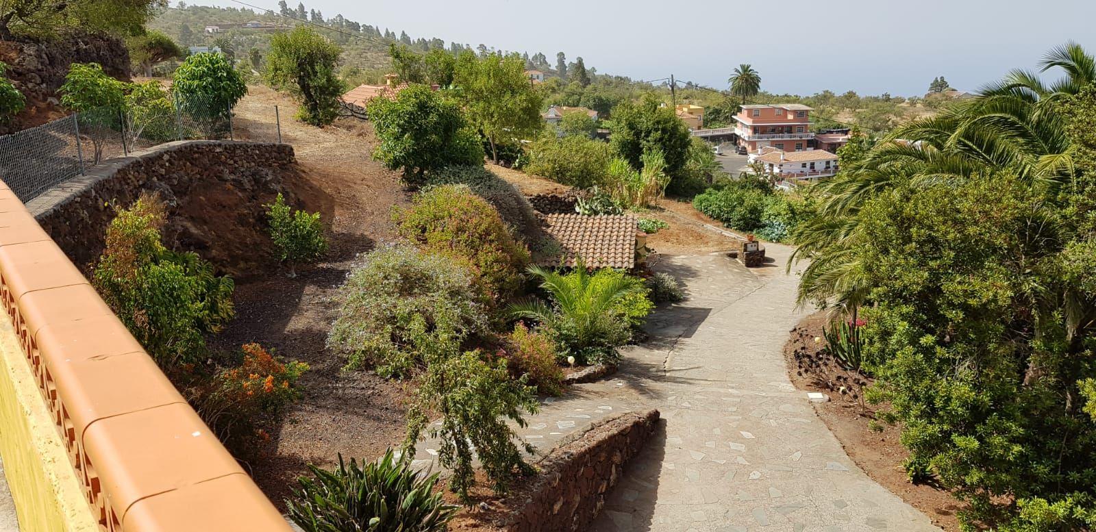 Villa Alicia Puntagorda with great views