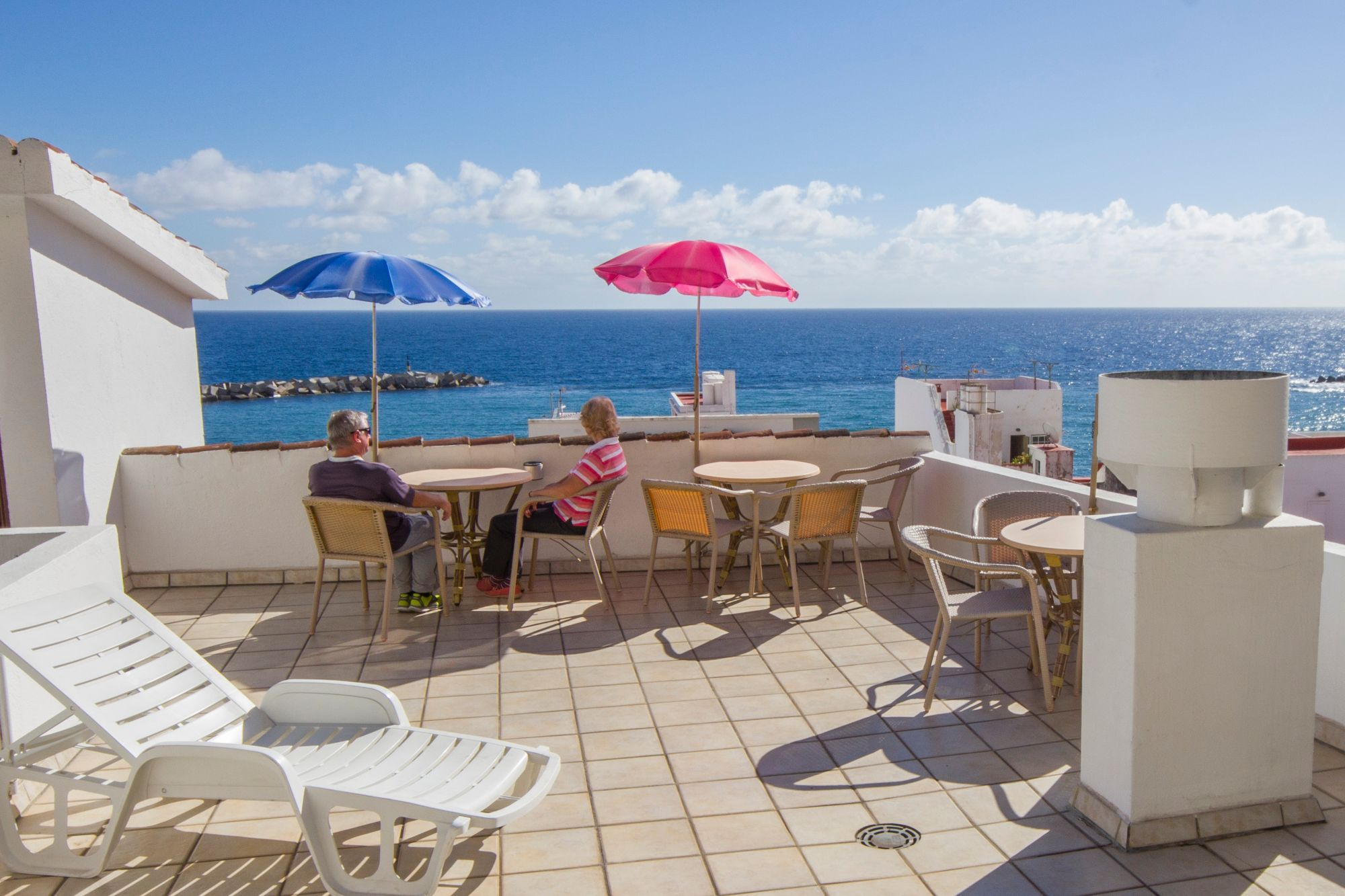 la fuente apartments with sea view