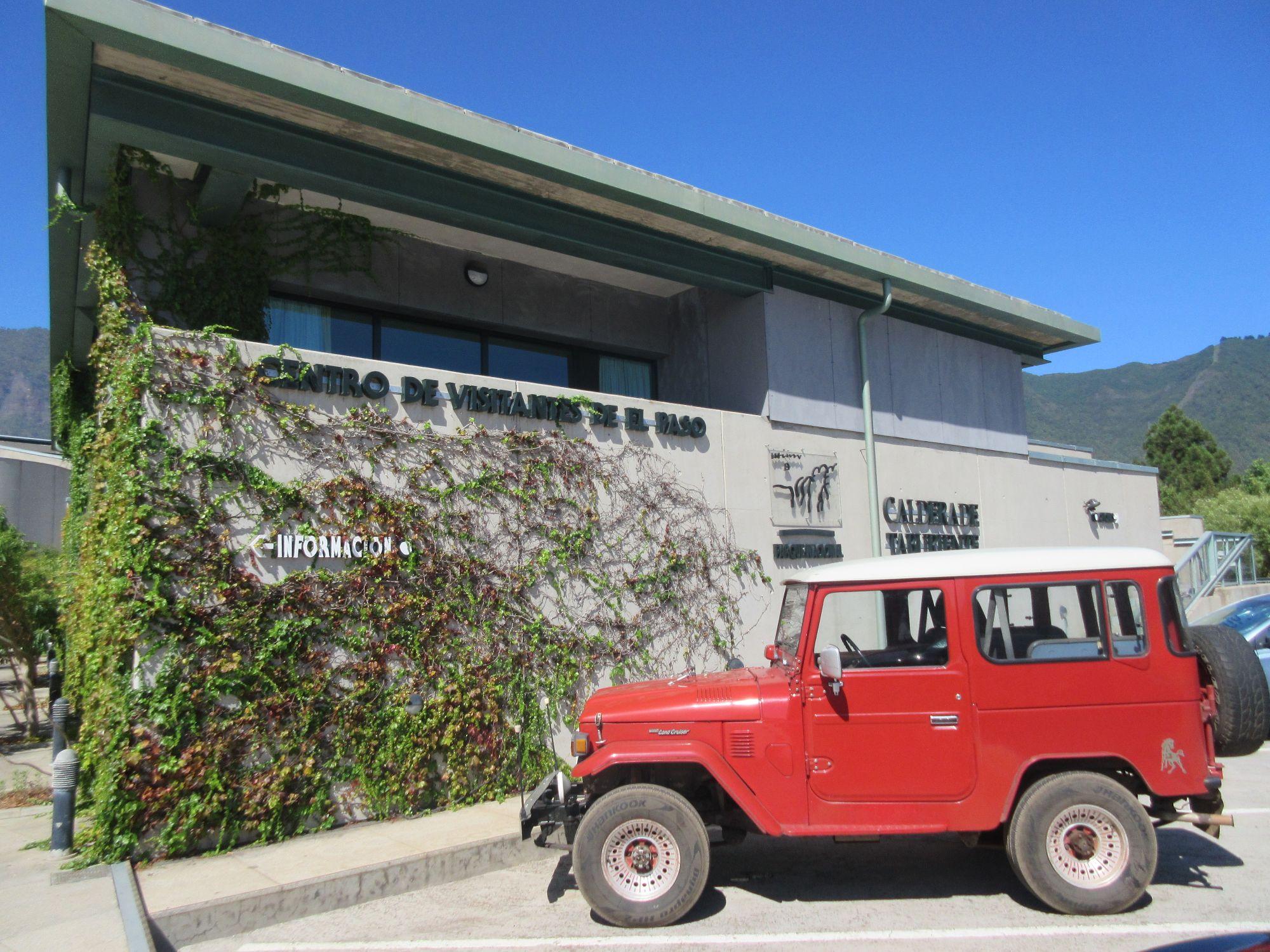 El Paso Visitor Centre