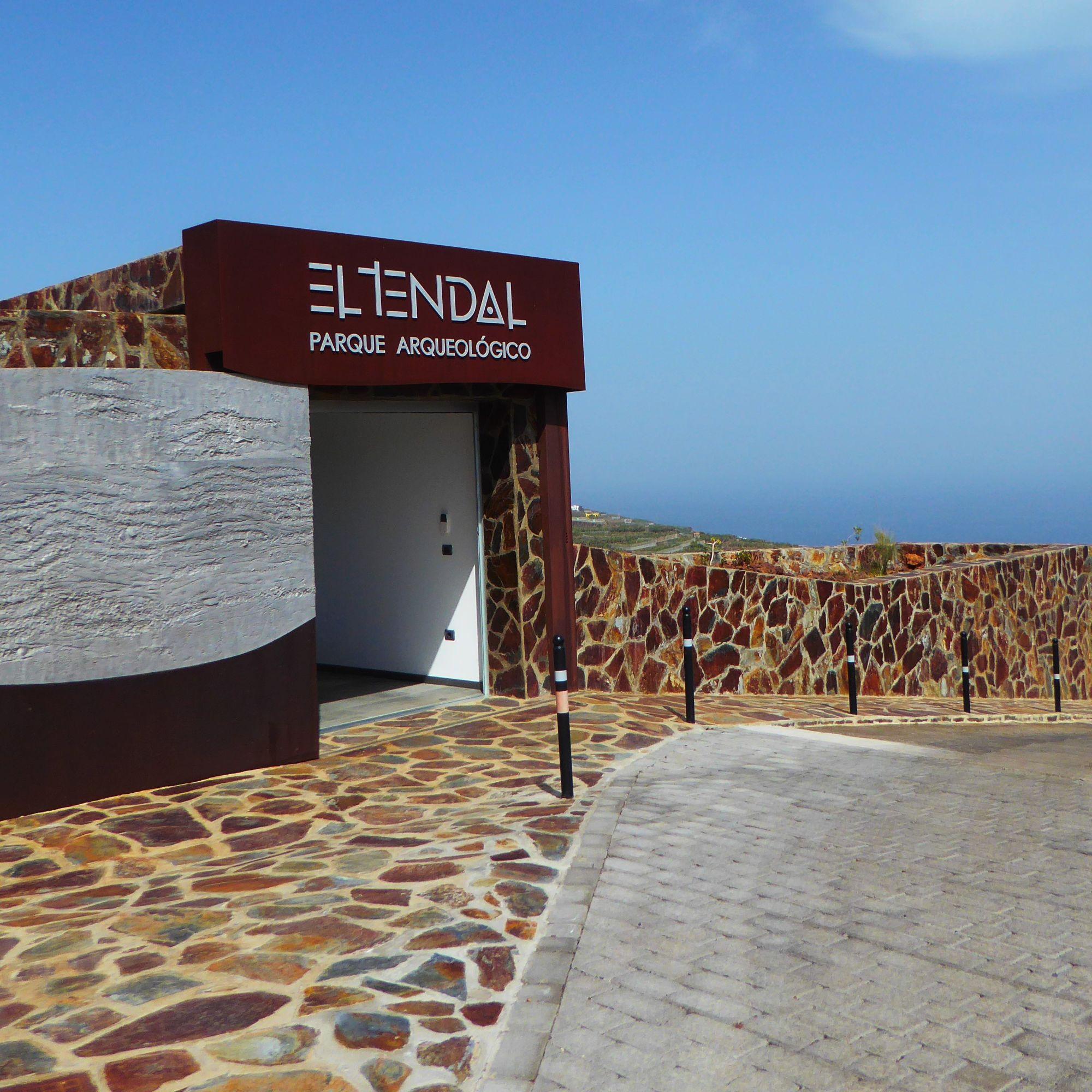 cueva museo tendal, san andres y sauces isla de la palma