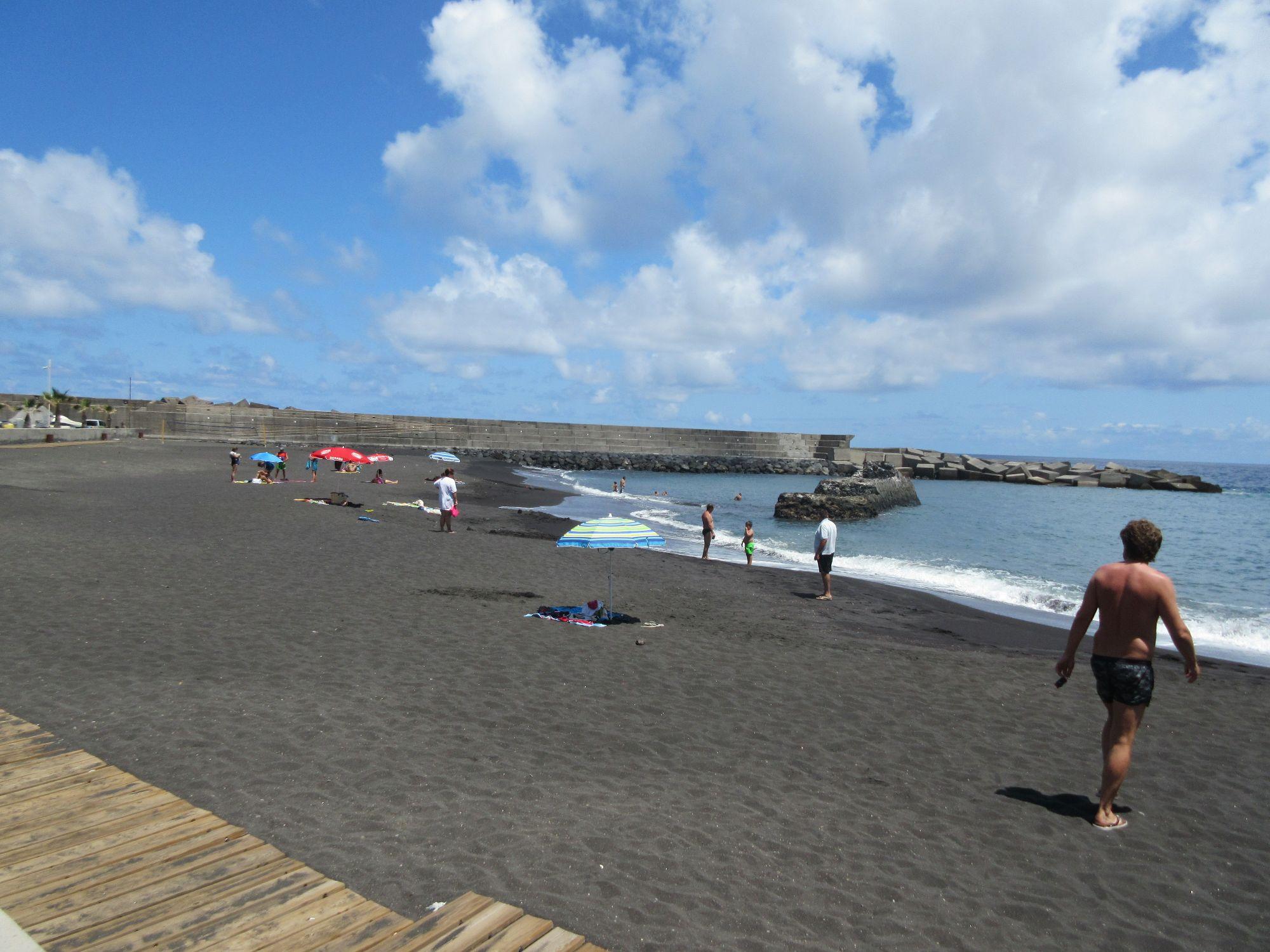 playa de espindola