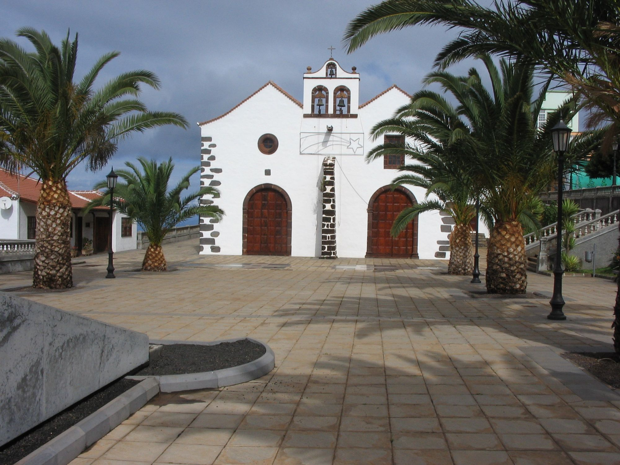 church santo domingo