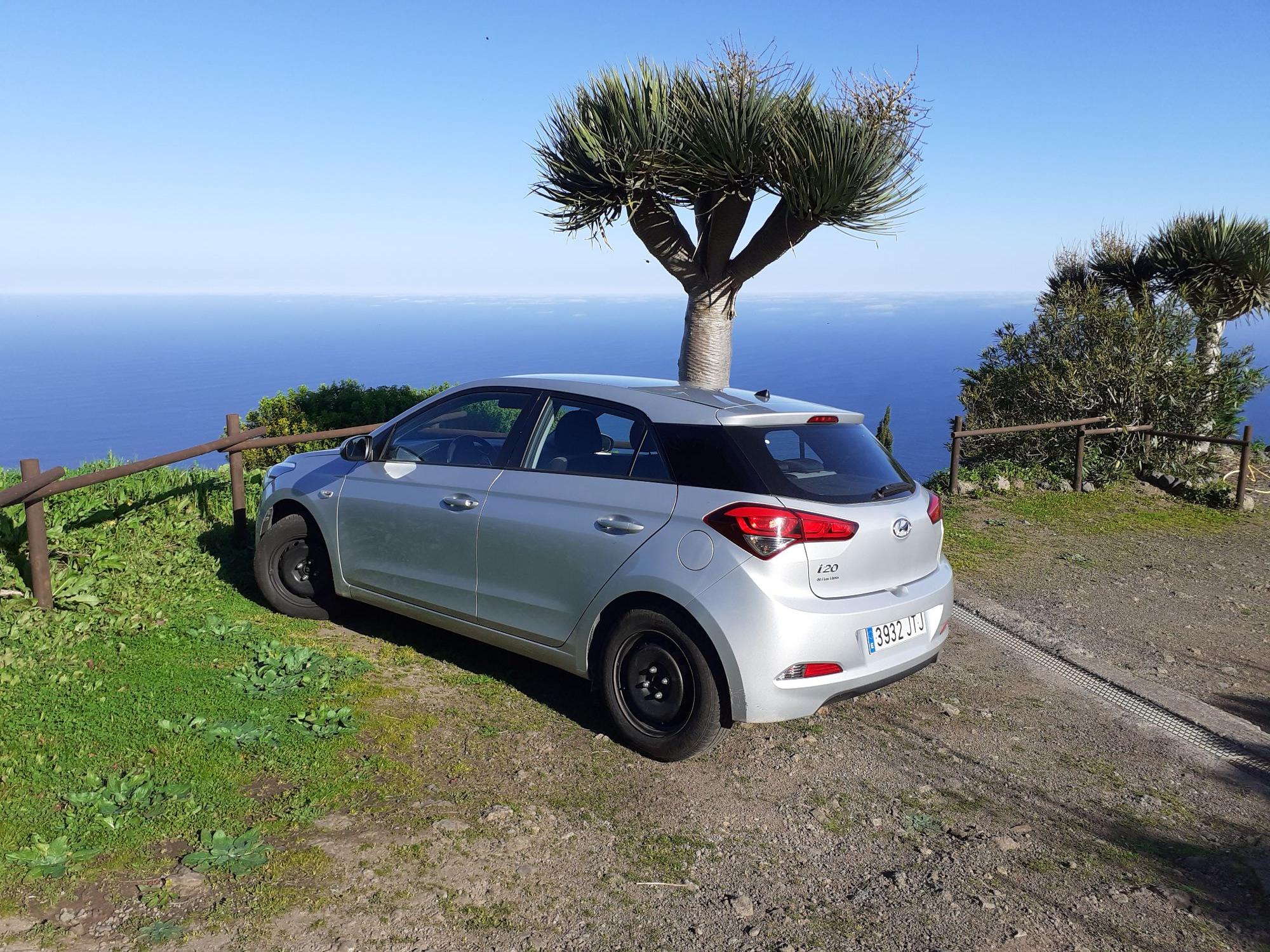 Car Hire La Palma