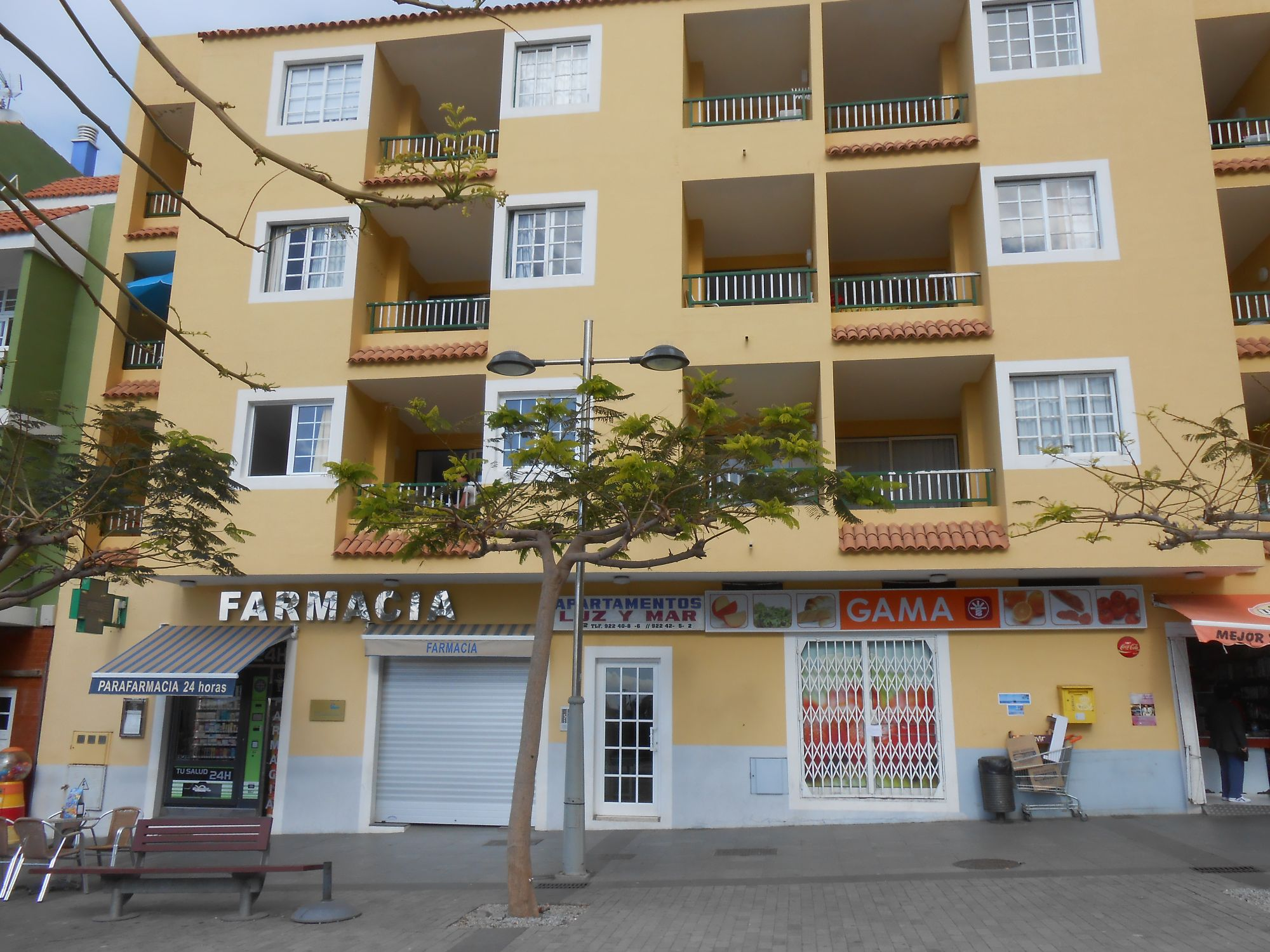 apartment tazacorte by the beach playa