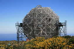 la palma magic telescope roque de muchachos
