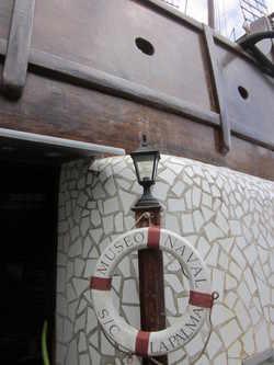 museo naval santa cruz de la palma