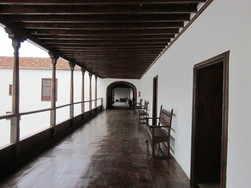 museum insular view of landing