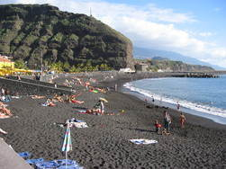 Tazacorte beach holiday apartments to rent, La Palma Islas Canarias