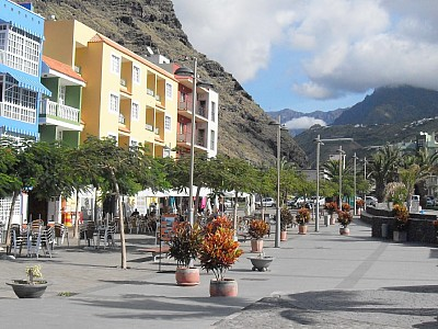 self-catering Apartments to rent la Palma canary islands