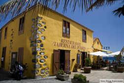 Tazacorte restaurants for self-catering holidays La Palma, Canary Islands