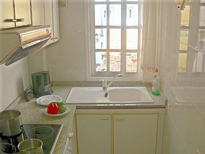Apartamento Tazacorte, La Palma Islas Canarias - kitchen
