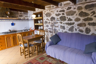 la palma holidays lounge area house to rent garafia la palma