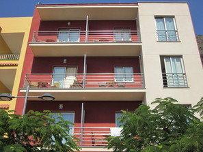 Dracaena self-catering holiday apartments Tazacorte