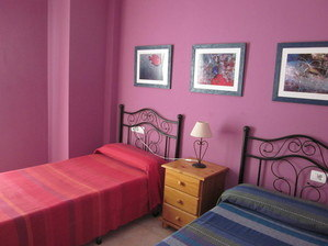 2-bedrooms self-catering apartment Dracaena, Puerto de Tazacorte