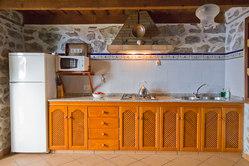 casita rural kitchen franceses, Garafia, Isla de la Palma
