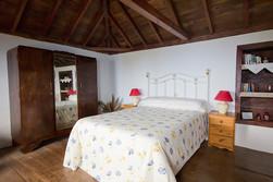 romantic bedroom, casa rural garafia