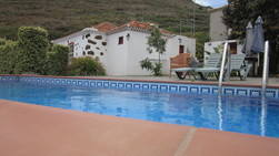 Casa Rural Lourdes with swimming pool