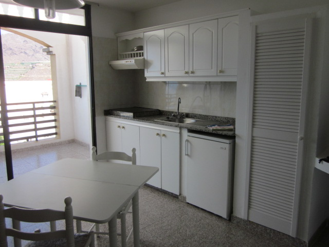 Self-catering apartment Pueblo Tazacorte