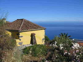 Rural cottage to rent, La Palma, Canary Islands
