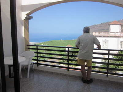 Sea view accommodation Tazacorte la Palma Canaries