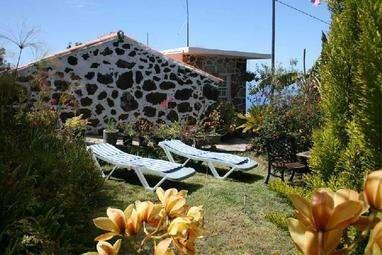 Casa Ines garden