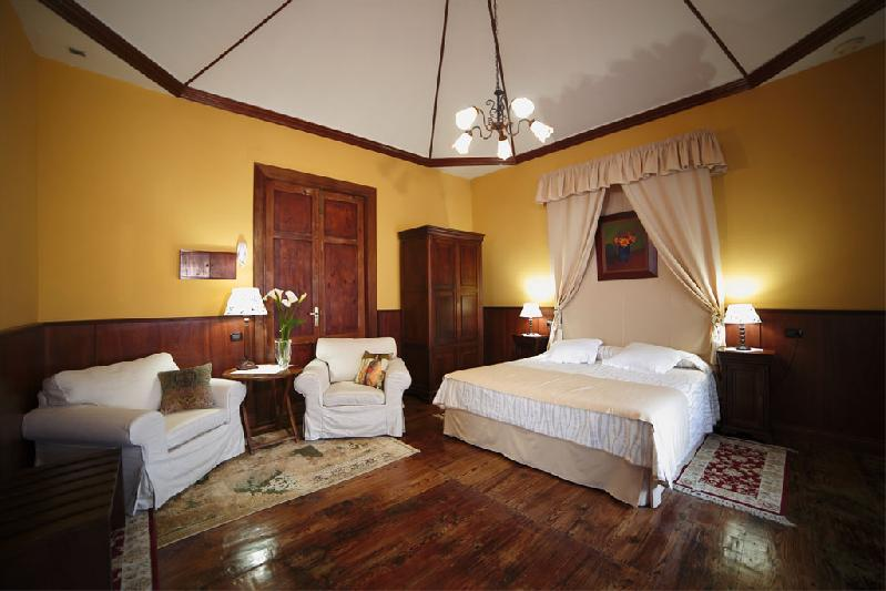 Casa Yaiza bedroom