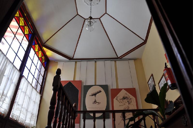 Casa Yaiza hallway