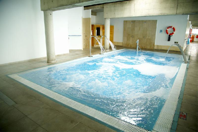 Indoor swimming pool, spa, sauna santa cruz de la palma