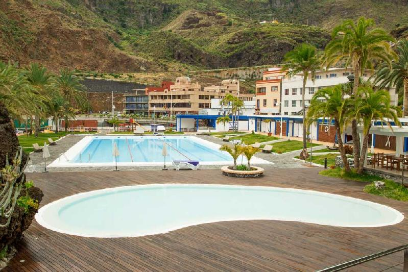 Apartment Santa Cruz with swimming pool us at Club Nautica, La Palma