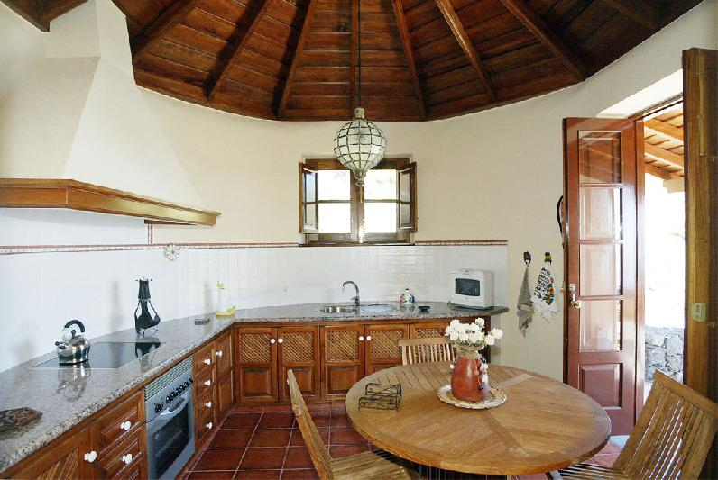 self-catering rural house la palma
