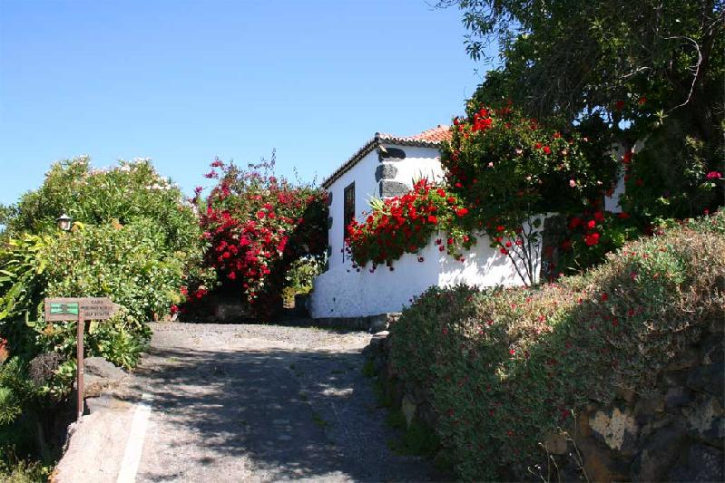 self-catering Rural cottage la Palma