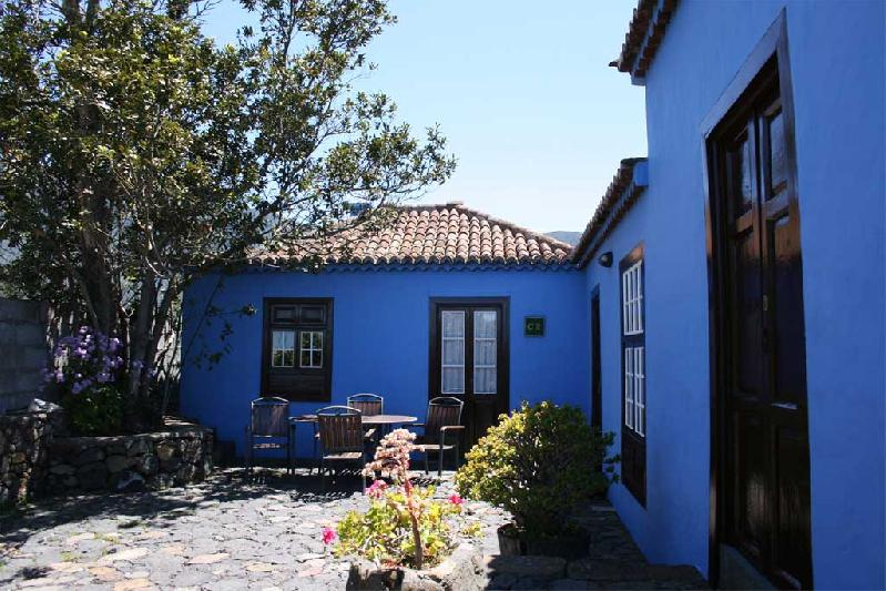 Casa La Higuerita 2 bed house in country to rent la palma