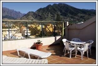 Hotel Valle Aridane Los Llanos La Palma for cycling and walking groups