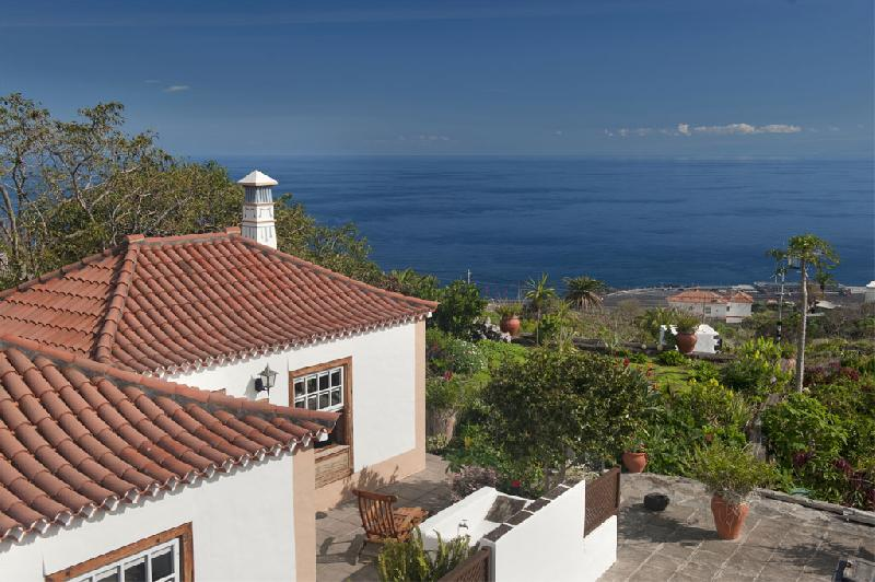 Casa El Sitio La Rosa exterior with sea view