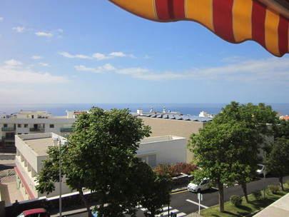 Apt Bianchi balcony view
