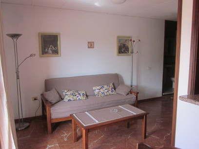 Apt Bianchi lounge area