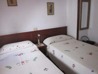 Apt Bianchi bedroom