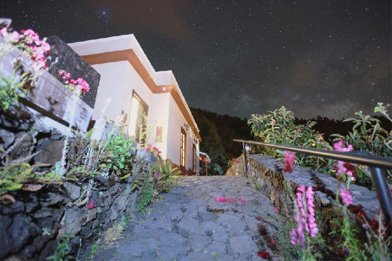 rural house for astronomy la palma